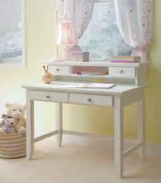 Small White Desk With Hutch Home Styles Naples Student Desk Hutch
