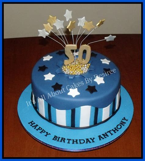 Guys Birthday Cake Decorating Ideas by 50th Birthday Cakes On 50th Birthday Cakes