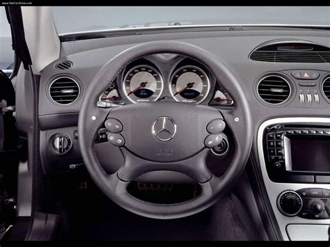 Sl55 Interior by Mercedes Sl55 Amg 2003 Picture 36 1280x960