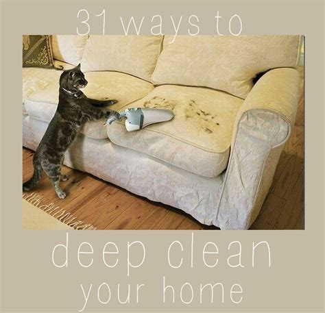 deep clean house 31 ways to seriously deep clean your home