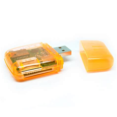 All In One Memory Card Reader Cr 9165 Orange 2010 all in one memory card reader cr 9165 orange jakartanotebook