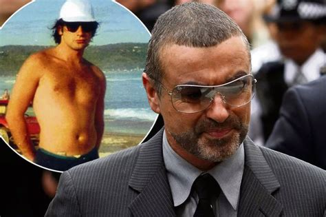 George Michael Smokes Marijuana During by George Michael Bawled His Out At Princess Diana S
