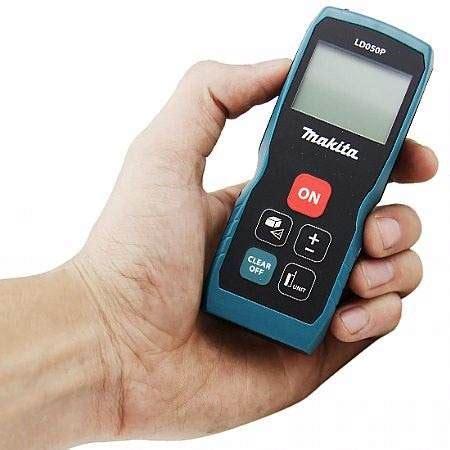 Laser Meteran Digital Makita Ld080pi jual meteran laser digital makita ld050p ld 050 p tech