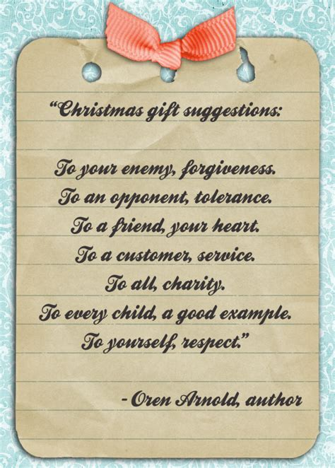 gift giving quotes like success