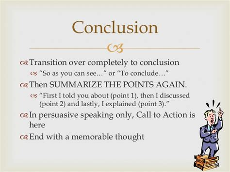 where does the thesis go in the conclusion 28 where does the thesis go in the conclusion parts