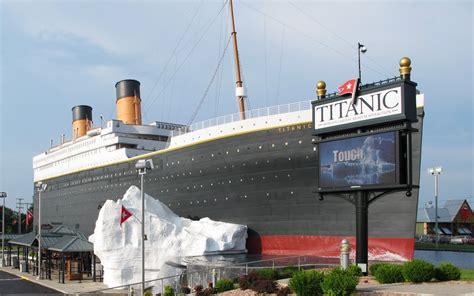 titanic boat ride tips o mania beautiful branson mo at tips o mania