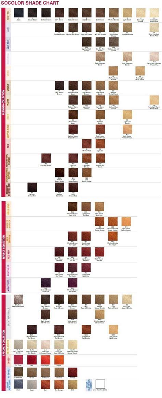matrix sync hair color chart matrix color chart need this i love matrix pinterest