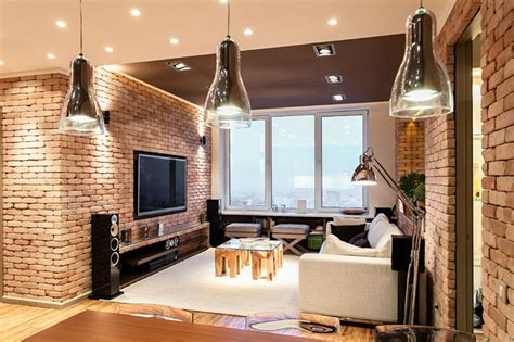 home design nyc stylish laconic and functional new york loft style