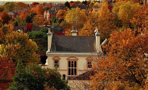 Cabin Porch autumn in new york loving life