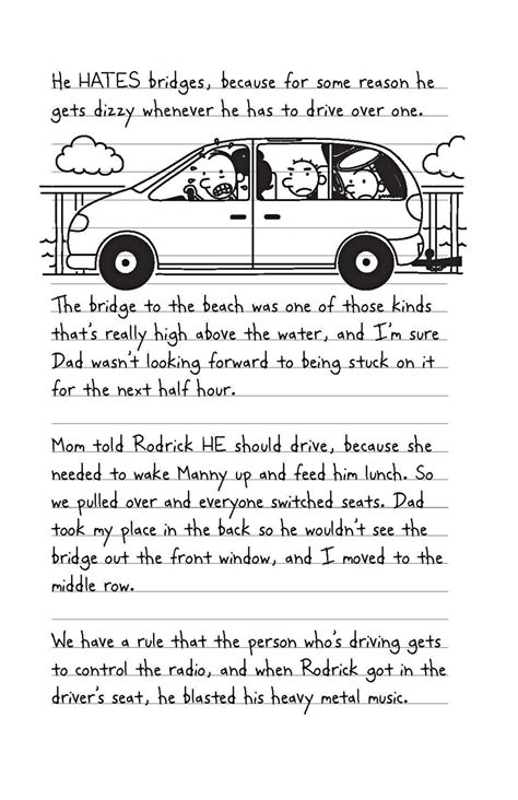 Read an exclusive extract of Diary of a Wimpy Kid: The