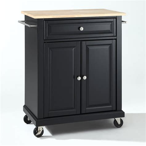 crosley furniture kf3002 portable kitchen island cart
