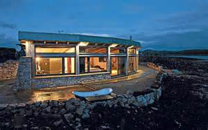 luxury cottages high in the scottish highlands