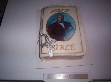 Pastor Anniversary Cake   CakeCentral.com