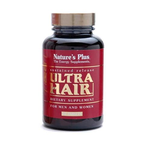 Natures Plus Ultra Hair Isi 60tablet nature s plus ultra hair om hair