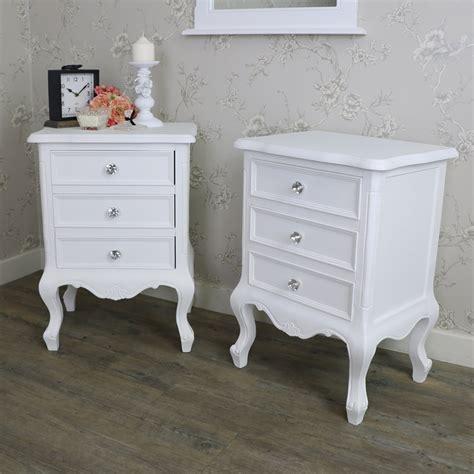 white bedroom furniture set elise white range melody maison