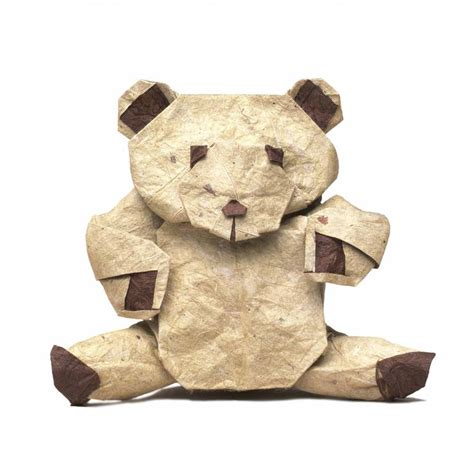 Origami Teddy - 43 best marc kirschenbaum s origami images on