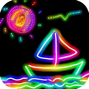 glow doodle drawing pad glow draw android apps on play