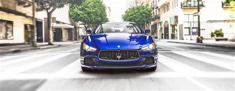 Preowned Maserati by Maserati Certified Pre Owned Morrie S Luxury Auto