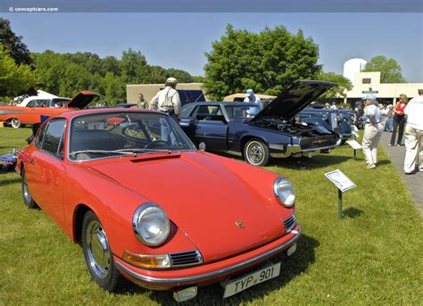 porsche 901 prototype 1963 porsche 901 at the concours d elegance of the eastern