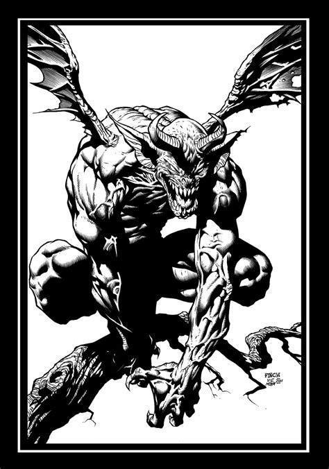 Comic Book Ink Slinger: David Finch