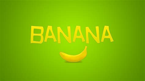 banana wallpaper home banana wallpaper 21719