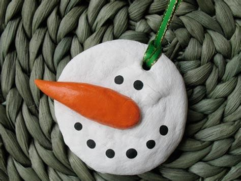 christmas crafts dough ornaments  fashioned families