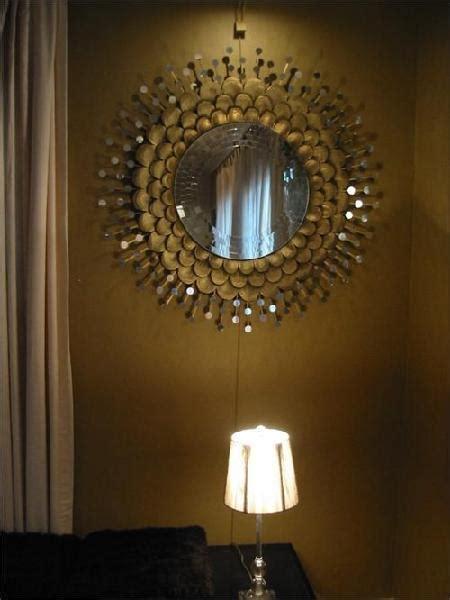 Handmade Mirrors - brass handmade mirror