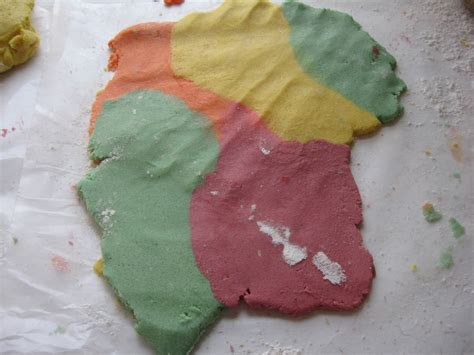 colored cookies fall colored leaf sugar cookies