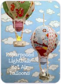 hot air balloon light fixture