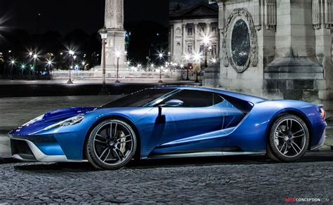 fastest ford gt new ford gt becomes fastest production ford