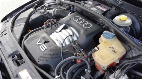 Audi A4 2 4 V6 by Audi A4 2 4 L V6 Youtube