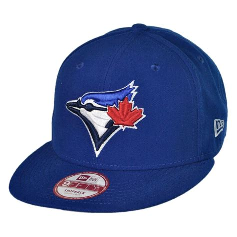 Topi New Era Original Mlb Toronto Blue Jays Fitted Size 714 new era toronto blue jays mlb 9fifty snapback baseball cap mlb baseball caps