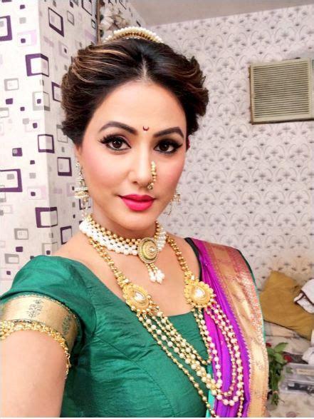 priyanka chopra hairstyle in pinga tantrums aside hina khan is all set to recreate priyanka