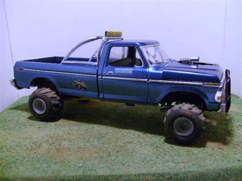 1979 bigfoot truck 1979 ford bigfoot scalemodelrestoration