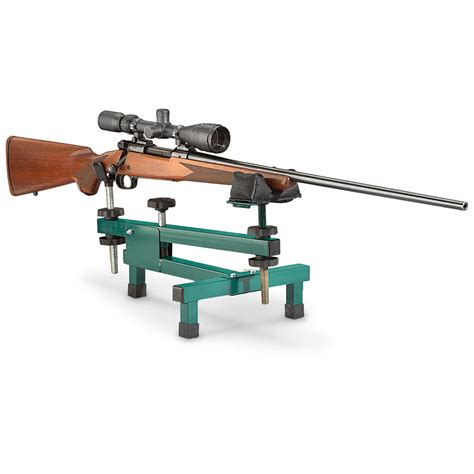 rifle bench guide gear shooting bench rest 421843 shooting rests at sportsman s guide
