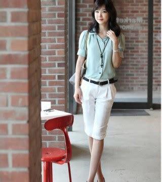 Kemeja Import Korea 18 kemeja wanita import hijau polos model terbaru jual
