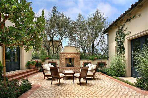 mediterranean backyard designs alternatives to lawn urban gardens landscape design