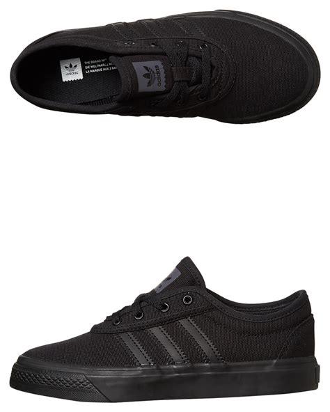 Adidas Colour Black Cowok Made In 1 adidas originals adiease bts shoe black black surfstitch