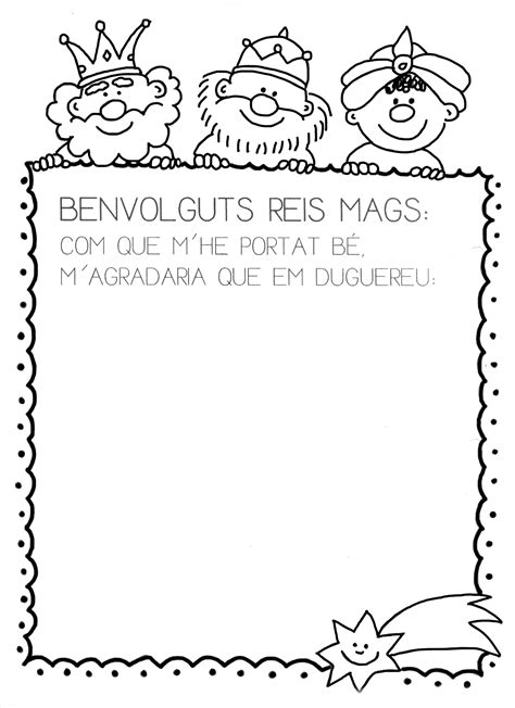 1000 images about nadal reis i cartes als reis on aula 4 anys carta de nadal