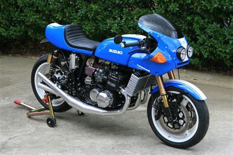 Suzuki Gt 750 Suzuki Gt750 Quot Water Buffalo Quot Cafe Racer Resto Mod