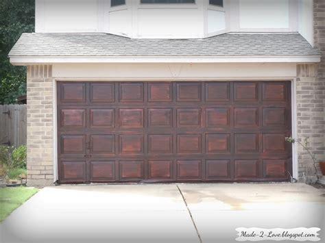 Garage Door Gel Stain Shocking Facts About Gel Stain Garage Door