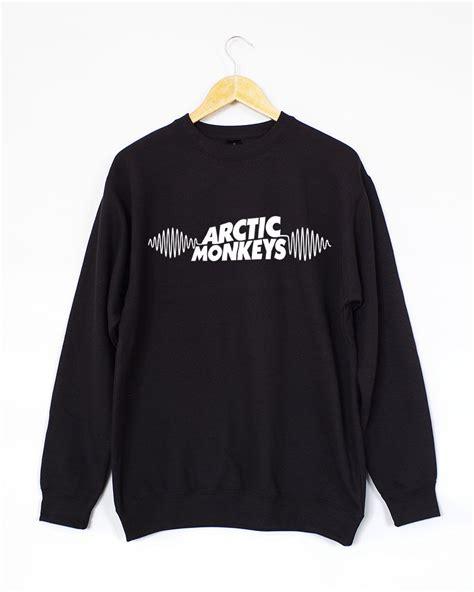 Sweater Hoodie Arctic Monkeys Keren arctic monkeys sweatshirt arctic monkeys sweater arctic monkeys jumper arctic monkeys shirt