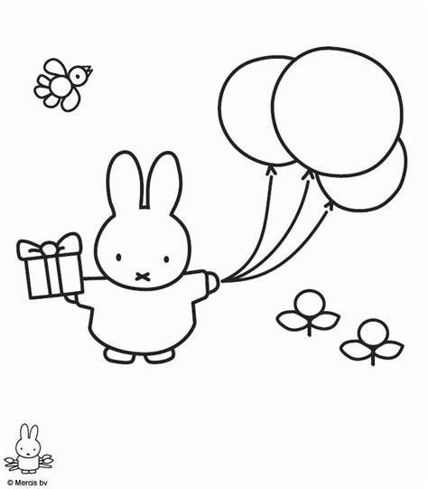 Miffy Coloring Pages miffy coloring pages coloringpagesabc