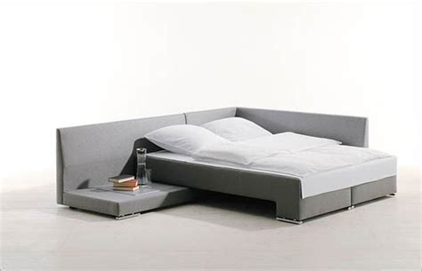 turn bed into couch a cool method to turn a sofa into a bed modern art
