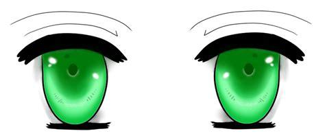 Eye Luvee Green green anime by princesspyrefly on deviantart