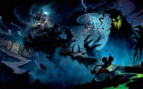 epic mickey wallpapers and images wallpapers pictures