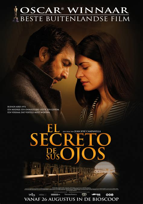 el secreto de sus b006gft1o4 el secreto de sus ojos poster mondoraro