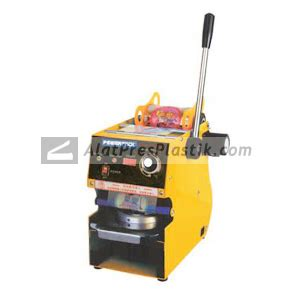 Alat Press Plastik Cup mesin cup sealer mesin press plastik gelas kemasan