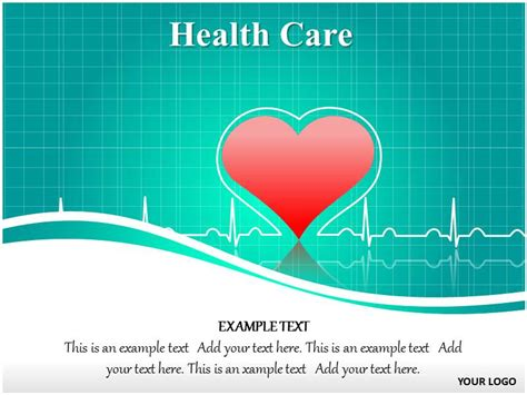 powerpoint template health health care powerpoint templates ppt slides slideworld