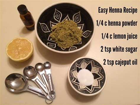 mixing henna paste isn t difficult you can get a great